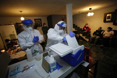 México supera los 720.000 contagios de coronavirus aunque un primer estado consigue pasar a semáforo verde