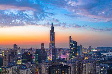 Nanjing, la ciudad china milenaria que se destaca por la investigación científica y la Inteligencia artificial