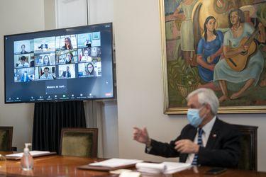 El cara a cara de Piñera y Chile Vamos tras la dura derrota electoral