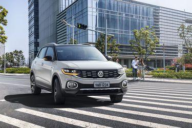 El VW T-Cross se convierte en el primer SUV en asaltar el liderato de ventas en Brasil