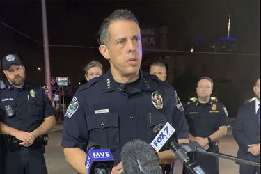 Tiroteo en Texas deja 13 heridos; el sospechoso del ataque huyó