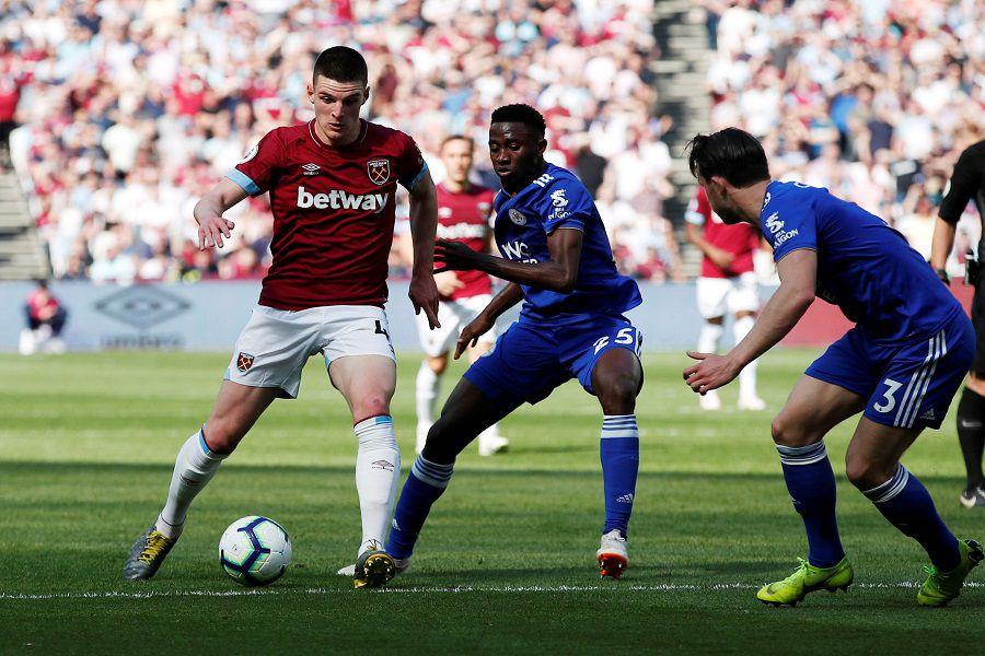 Premier League - West Ham United v Leicester City