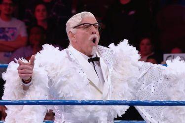 Woooo: Ric Flair es el nuevo Coronel Sanders