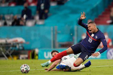Chapa de campeón: Francia supera largamente a Alemania pese a la mezquindad del 1-0