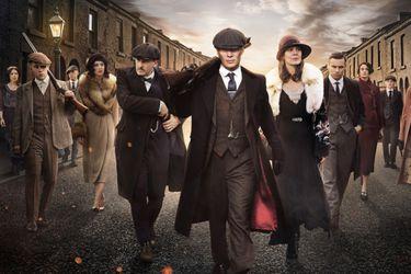 Peaky Blinders terminará con su sexta temporada