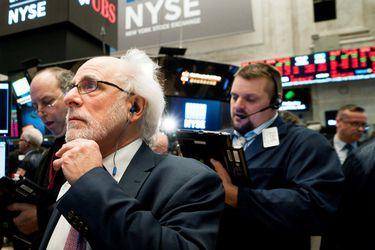 La bolsa de Nueva York afronta el día después de su mayor caída en puntos de la historia