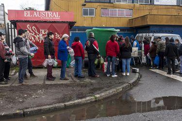 Osorno: continúa corte de agua por contaminación