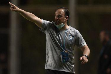 Juan José Luvera, técnico de Huachipato, valoró el triunfo sobre San Lorenzo, en Argentina, por la Copa Sudamericana.