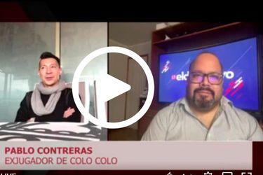 El diván del Kily: Pablo Contreras