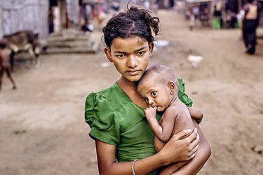 refugiados (Birmania)