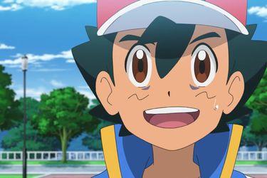 Ash logró otro hito en su carrera como entrenador en Pokémon Journeys