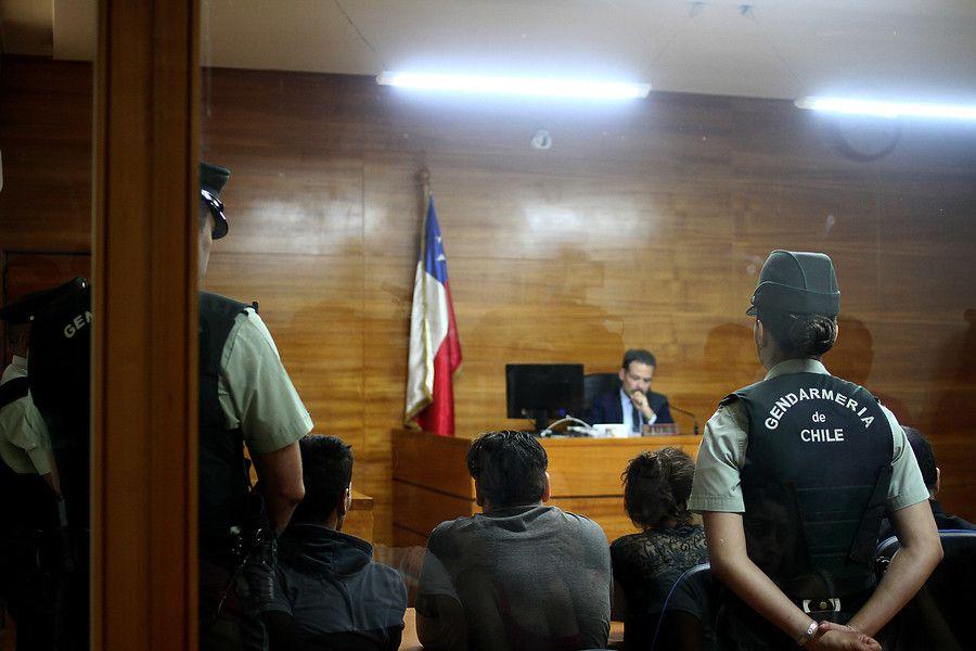Formalización secuestro y violación en Rancagua