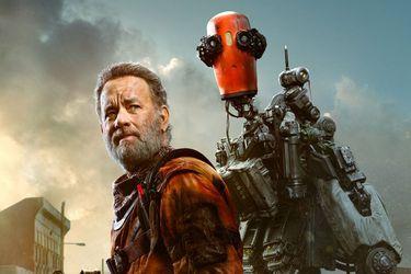 Tom Hanks construye un robot para su perro en el tráiler de la aventura post-apocalíptica de Finch