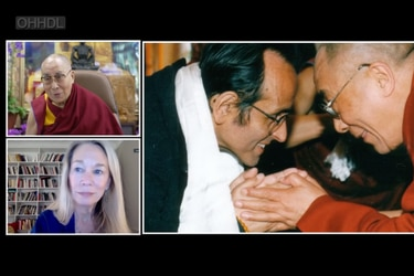 Francisco Varela y el Dalái Lama: ciencia, budismo y amistad