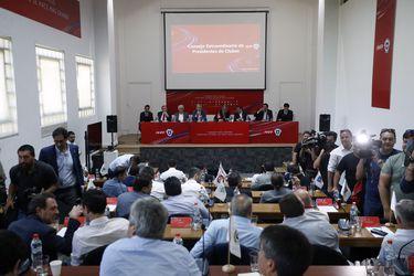 Los detalles del inédito consejo virtual que sentencia el futuro de Moreno y la ANFP