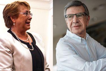 La inusual invitación de Joaquín Lavín a Michelle Bachelet