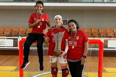 Macarena Ramos y el Benfica ganan la Supercopa de Portugal