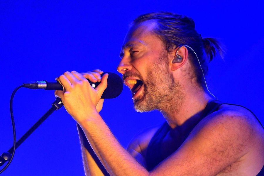 Atoms For Peace Perform At The Roundhouse