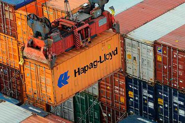 Acciones de naviera del grupo Luksic se disparan a su mayor nivel en más de 5 meses tras fuerte alza en ganancias de Hapag Lloyd