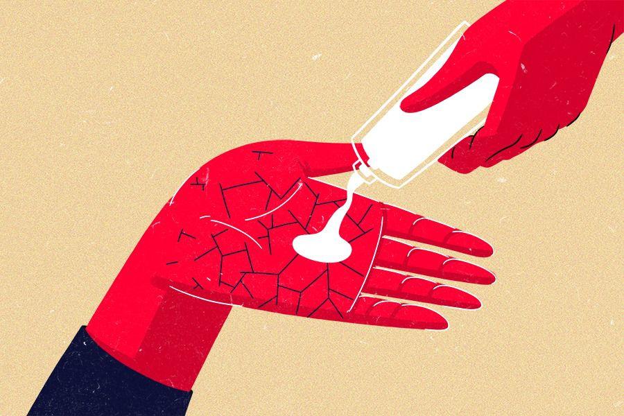 Expertos aconsejan cómo mantener las manos humectadas en tiempos de coronavirus