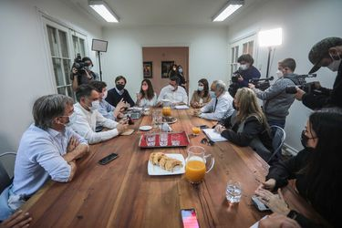 Sichel endurece tono con Chile Podemos Más y los emplaza a definir si están con su proyecto o el de Kast