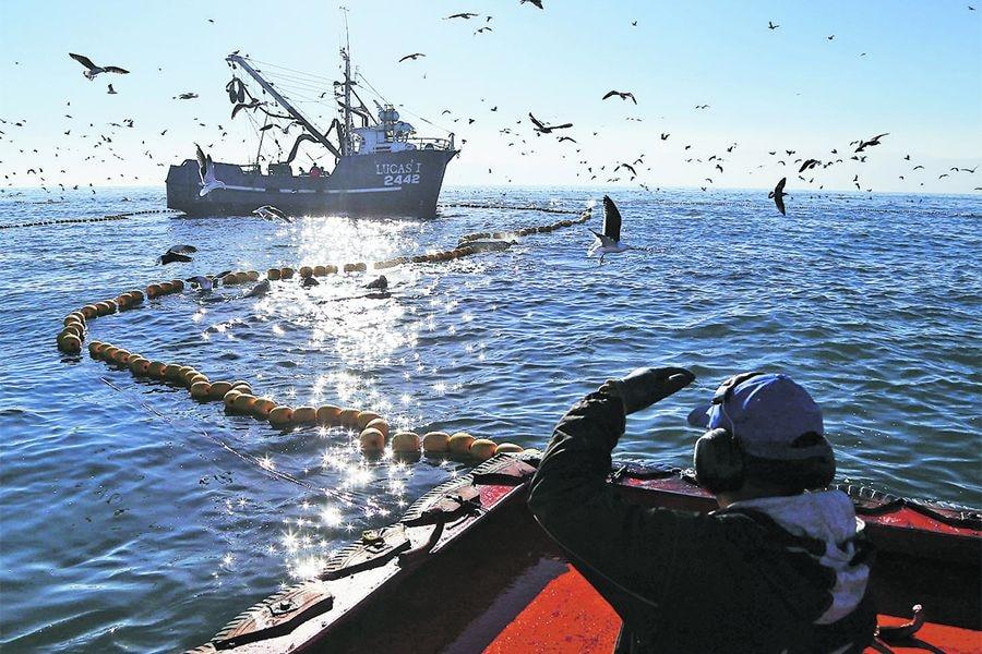 Zarpe barco pesquero artesanal de Coronel 79.jpg
