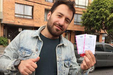Chileno podría ganar tres veces la fortuna de Leonardo Farkas