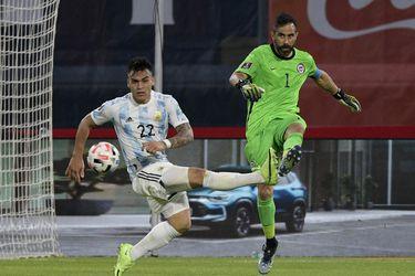 Claudio Bravo es el jugador más longevo de una Copa América en Brasil, pero con mucho sabor italiano
