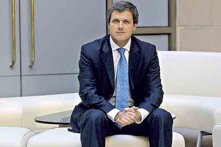 Sebastián Claro, vicepresidente del Banco Central