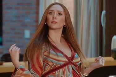 Elizabeth Olsen anticipó que Wanda tendrá más momentos como en el final del episodio más reciente de WandaVision
