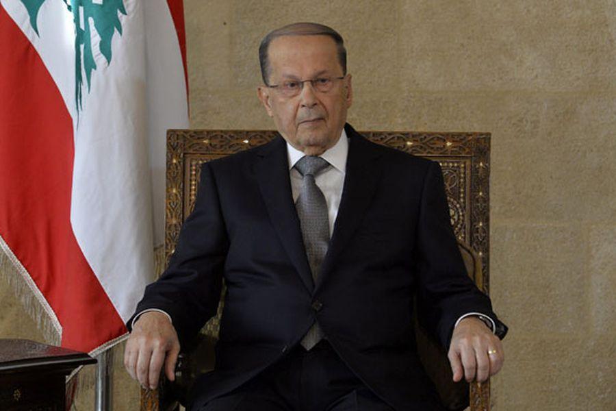 Michel Aoun, elegido presidente de la República