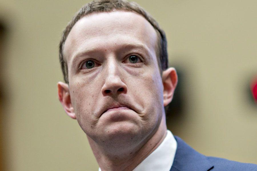 Un ingeniero de Facebook renunció mientras Zuckerberg sigue defendiendo su inacción sobre Donald Trump - La Tercera