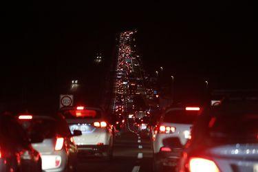 LOS VILOS: Congestion en Carretera 5 Norte luego de Eclipse Solar