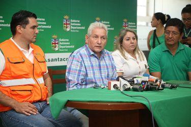 Declaran desastre regional en el este de Bolivia por incendios de magnitud