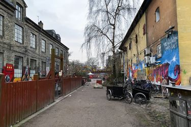 Dinamarca  le declara  la guerra a los guetos
