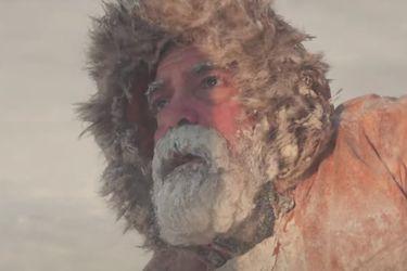 Vean el tráiler de The Midnight Sky, la nueva película de ciencia ficción protagonizada y dirigida por George Clooney