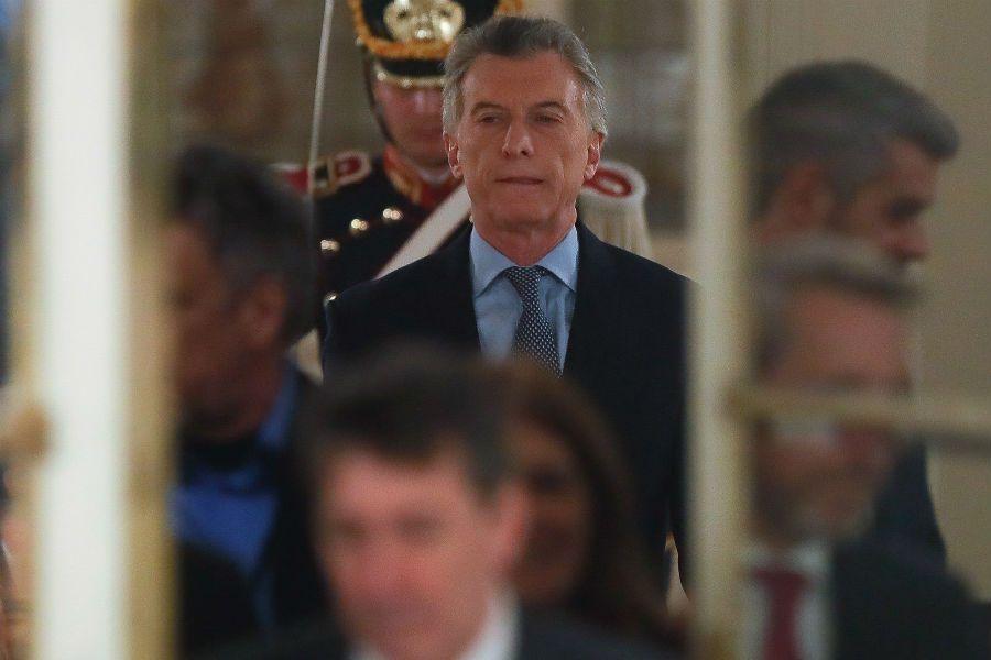 Asume el nuevo ministro de Hacienda en Argentina (46532731)