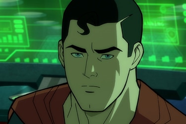 Vean el adelanto para una nueva era animada DC con Superman: Man of Tomorrow
