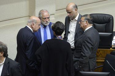 La preocupación por Rincón que lleva al PS a encadenarse a la Comisión de Hacienda