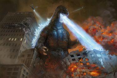 Godzilla llegará a Magic: The Gathering con una nueva expansión