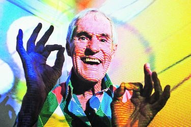 Timothy Leary regresa en película y libro