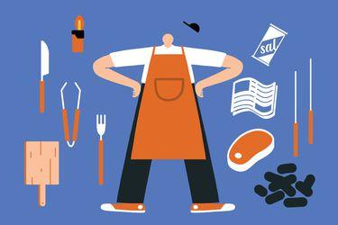 Los mejores regalos para amantes del asado (según asadores profesionales)