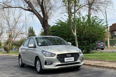 Hyundai Verna: Aprueba por sobre las expectativas iniciales