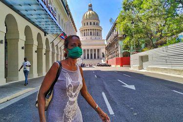 Cuba anota un nuevo récord de casos de coronavirus diarios con más de 7.700 contagios