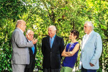 El hito olvidado: un reencuentro a 30 años de la fundación de la Concertación