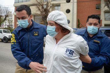 PDI detiene a madre de Ámbar Cornejo por su presunta participación en el homicidio de la menor: Será formalizada mañana