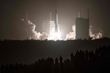 Expectación mundial: cohete chino se acerca vertiginosamente a la Tierra