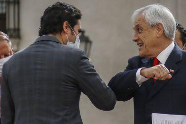 El gallito de Piñera con Evopoli