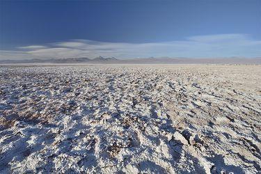 Salar de Atacama, near San Pedro de Atacama, II Antofagasta Region, Chile