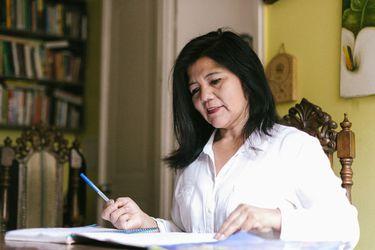 """El sueño de la escolaridad completa: """"No pude seguir estudiando porque mis padres no tenían los recursos, pero logré retomar a los 51 años"""""""